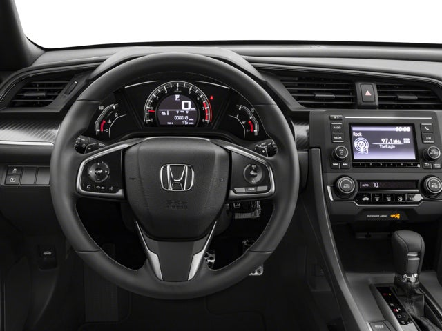 2018 Honda Civic Hatchback Sport Honda Of Staten Island